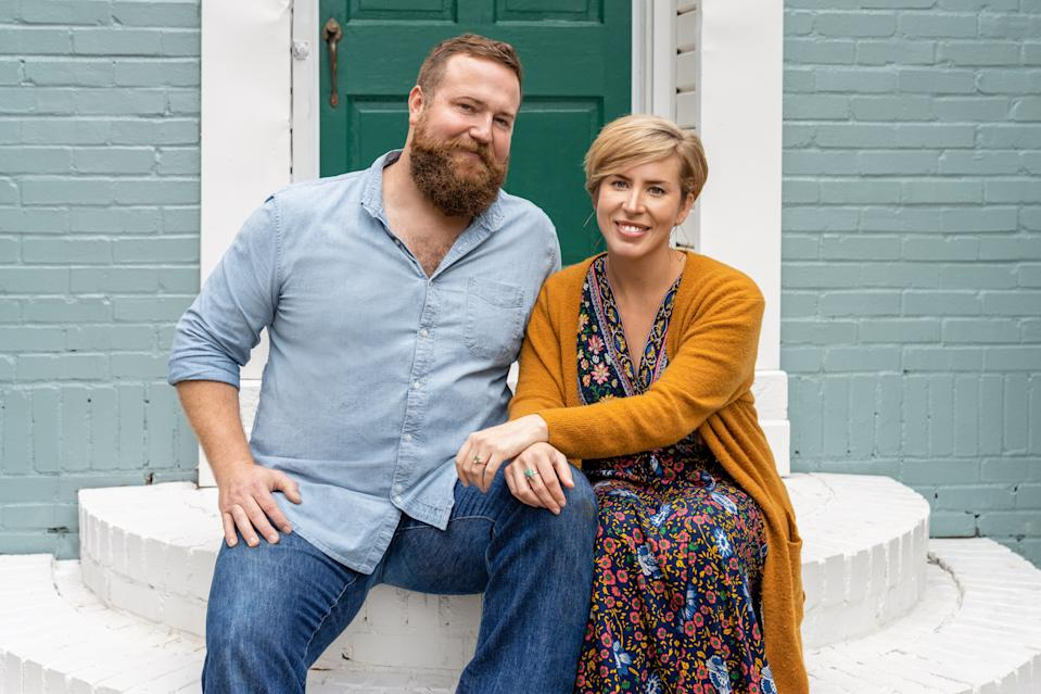 HGTV stars Ben and Erin Napier's new show is called