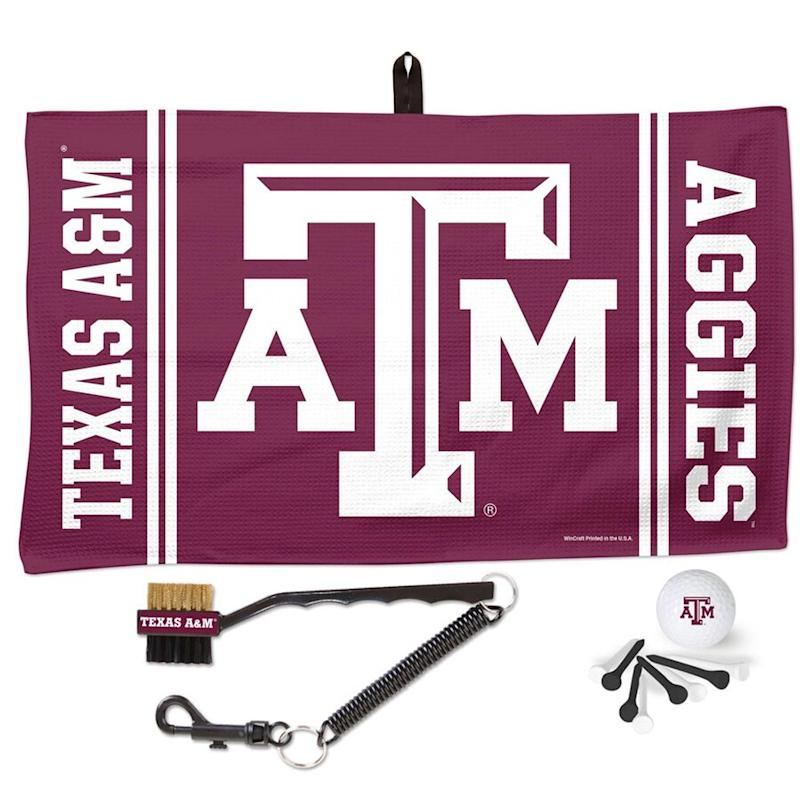 Texas A&M Aggies Golf Gift Set