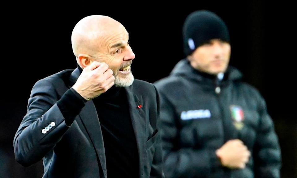 Stefano Pioli was pleased to come through a 'test of strength' in Sardinia.
