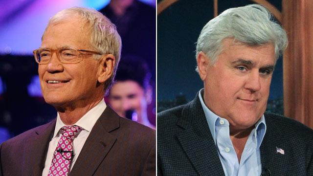 Letterman: Leno the Most Insecure