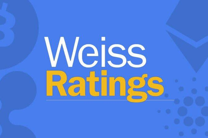 What are Weiss cryptocurrency ratings?