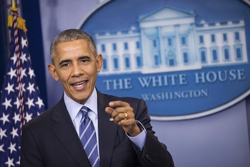 Obama is staging a political comeback