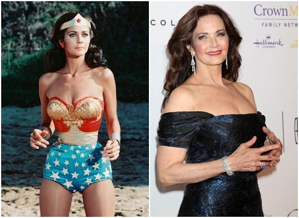 "Yes, Wonder Woman herself was born in <a href=""https://www.biography.com/actor/lynda-carter"" rel=""nofollow noopener"" target=""_blank"" data-ylk=""slk:Phoenix, Arizona"" class=""link rapid-noclick-resp"">Phoenix, Arizona</a>. <strong>Lynda Carter</strong> dabbled in acting at a young age, but her first love was music. She went on to attend Arizona State University, before dropping out to pursue music. In the early 1970s, she <a href=""https://www.nytimes.com/2018/03/31/style/where-is-lynda-carter-now-wonder-woman.html"" rel=""nofollow noopener"" target=""_blank"" data-ylk=""slk:became Miss Phoenix"" class=""link rapid-noclick-resp"">became Miss Phoenix</a>, then Miss Arizona, and then, Miss World USA, proudly representing her home state. After that, she turned to acting, eventually landing in Los Angeles. She was almost ready to give up and return to Arizona in 1974 when she won the superhero role we know her for today."