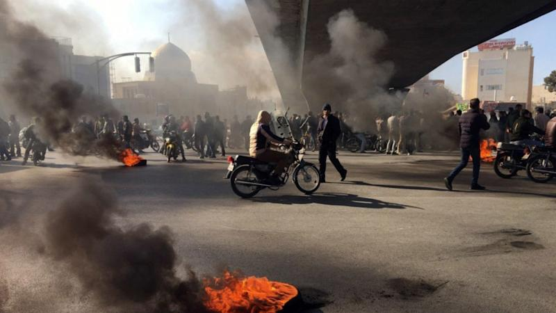 Iran shuts down internet access across the country as protests escalate over gas hikes