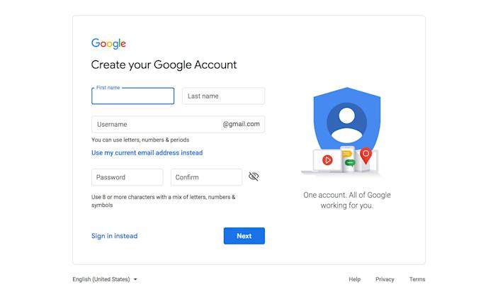 Access to Google Drive requires a Google account.
