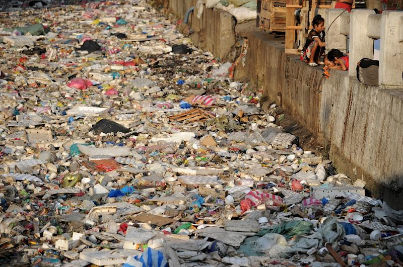 The planet's dangerously polluted oceans will contain more plastic waste than fish by 2050 if urgent action isn't taken, the companies warned