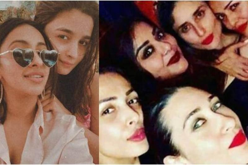 Happy Friendship Day 2020: 5 Girl Gangs In B-town That Set Major BFF Goals