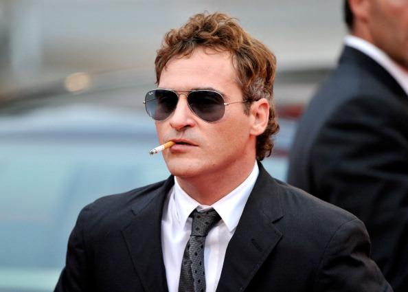 Actor Joaquin Phoenix attends 'The Master' Premiere during The 69th Venice Film Festival at the Palazzo del Cinema on September 1, 2012 in Venice, Italy. (Photo by Gareth Cattermole/Getty Images)