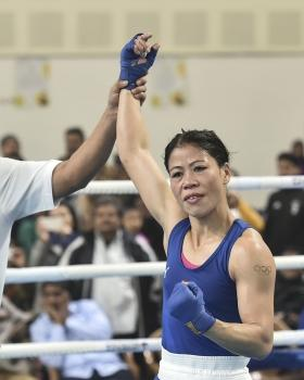 'In my early days, I would struggle to buy even a pair of gloves': Mary Kom
