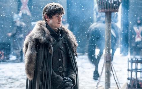 Iwan Rheon as Ramsay Bolton - Credit: HBO