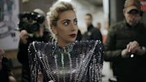"""<p>Leading up to her 2017 Super Bowl halftime performance, this documentary gives an intimate look into the life of <a class=""""link rapid-noclick-resp"""" href=""""https://www.popsugar.com/Lady-Gaga"""" rel=""""nofollow noopener"""" target=""""_blank"""" data-ylk=""""slk:Lady Gaga"""">Lady Gaga</a> and the pop star's daily physical and emotional struggles. If you're a Gaga fan but don't actually know all that much about her personal life, then this is a must watch. </p> <p>Watch <a href=""""http://www.netflix.com/title/80196586"""" class=""""link rapid-noclick-resp"""" rel=""""nofollow noopener"""" target=""""_blank"""" data-ylk=""""slk:Five Foot Two""""><strong>Five Foot Two</strong></a> on Netflix now.</p>"""