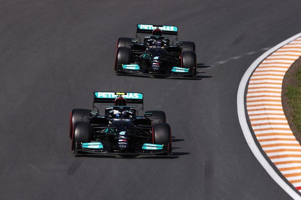 Valtteri Bottas is being a team player at Mercedes (Getty Images)