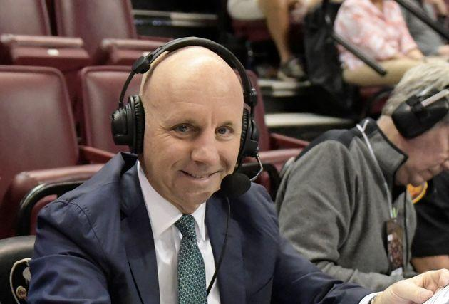Sports radio commentator Sean McDonough has caught flak over a comment about Giants executive Farhan Zaidi's name. (Photo: Icon Sportswire via Getty Images)