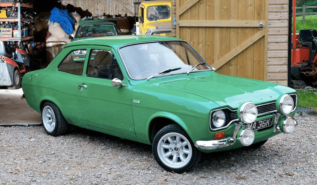 ford escort mk buying guide