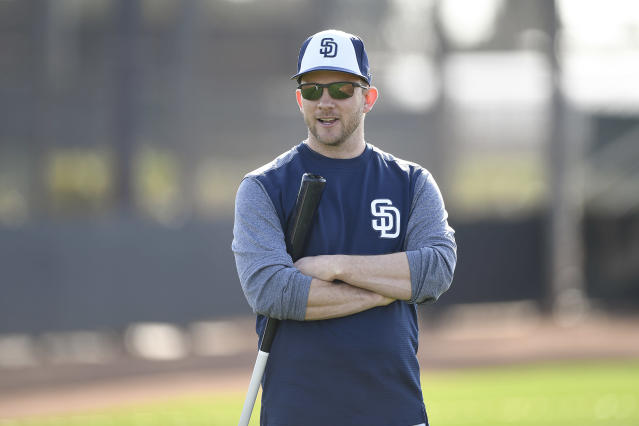 Padres manager Andy Green might have a new major weapon in his lineup this season. (Getty)
