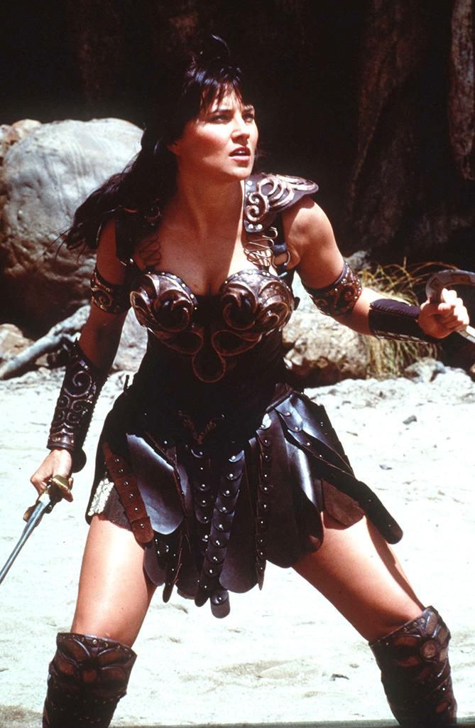 20 Things You Didnt Know About Xena Warrior Princess
