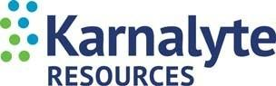 Karnalyte Resources Inc. Logo (CNW Group/Karnalyte Resources Inc.)