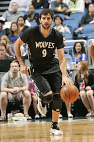 Ricky Rubio (NBAE/Getty Images)