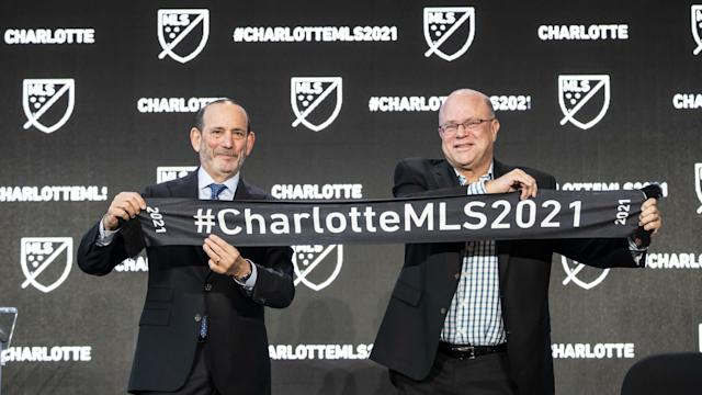MLS Garber Tepper Charlotte