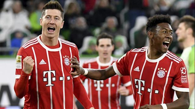 <p>Bayern Munich's Robert Lewandowski is the Bundesliga's leading scorer with 20 goals this season.</p>