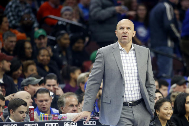 In three-plus seasons with the Bucks, Jason Kidd went 139-152 has a head coach. (Getty Images)