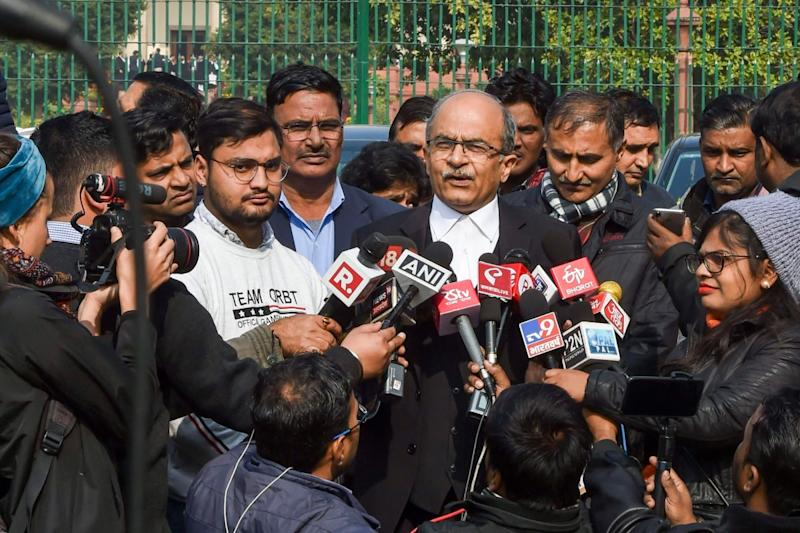 News18 Evening Digest: Why Not Apologise, SC Asks Prashant Bhushan, Pulwama Terror Attack Chargesheet Filed and Other Top Stories