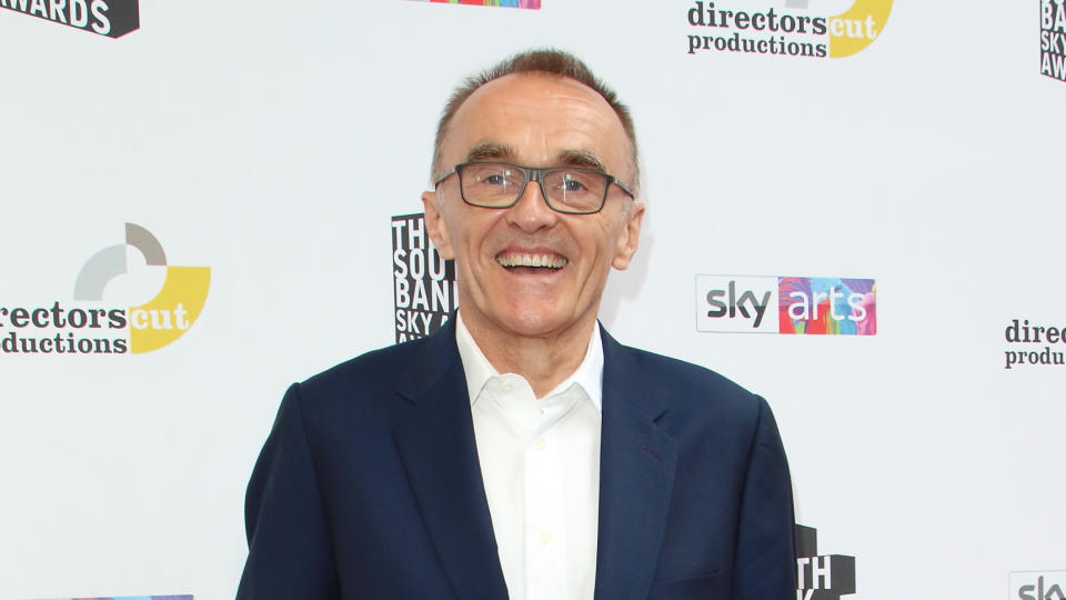 Danny Boyle was offered a knighthood for his work at the helm of the opening ceremony for the 2012 Olympic Games in London. (Keith Mayhew/SOPA Images/LightRocket via Getty Images)