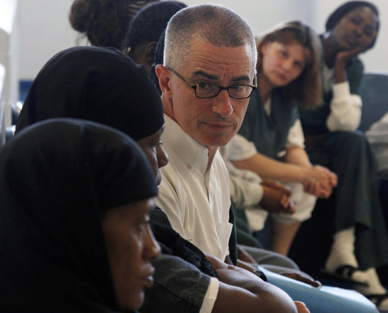 McGreevey, NJ jail program earn spot at Sundance