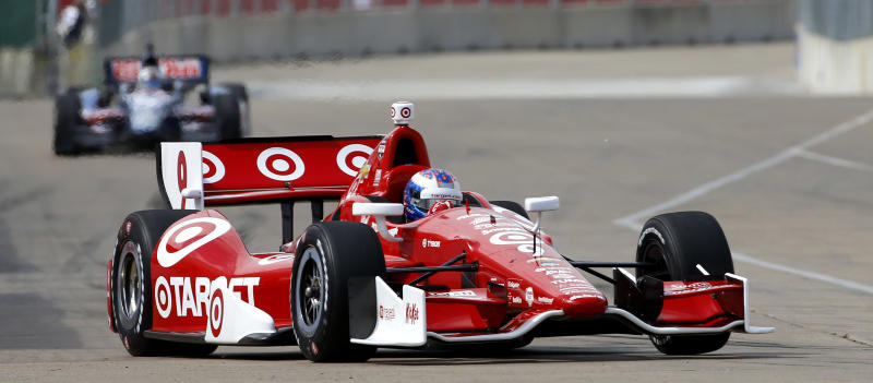 IndyCar looks for rebound at GP of Houston