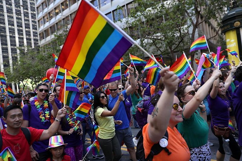 """(Bloomberg) -- About 100 Google employees urged the organizer of this weekend's San Francisco Pride parade to kick the company out of the celebration, escalating pressure on the internet giant to overhaul its handling of hate speech online.""""Whenever we press for change, we are told only that the company will 'take a hard look at these policies,'"""" the employees wrote in a letter sent Wednesday to the board of directors of San Francisco Pride. """"But we are never given a commitment to improve, and when we ask when these improvements will be made, we are always told to be patient. We are told to wait. For a large company, perhaps waiting is prudent, but for those whose very right to exist is threatened, we say there is no time to waste, and we have waited too long, already.""""The petition, which was also posted online, asks that Google be dropped as a sponsor of the parade as well as excluded from having a presence at the event.A Google spokeswoman said the company participates in Pride to celebrate the LGBTQ+ community, and that employees in Google's """"Gaygler"""" community are divided on the controversy, with some circulating a counter-petition in support of Google being represented at the event. Participating in Pride is meaningful to many employees, she said.In a statement Wednesday, the San Francisco Pride Celebration Committee said Google will still participate in the parade. The non-profit said that the company """"has historically been a strong ally to LGBTQ+ communities.""""Google has been under fire over how it responded to homophobic and racist jokes made on its YouTube video service by conservative comedian and commentator Steven Crowder. YouTube said earlier this month that Crowder's clips did not violate its policies. After criticism from some Google workers and others online, the company suspended his channel's ability to make money from advertising, but did not remove the videos.Google and YouTube """"can and must do more to elevate and protect the voices of LGBTQ+ crea"""