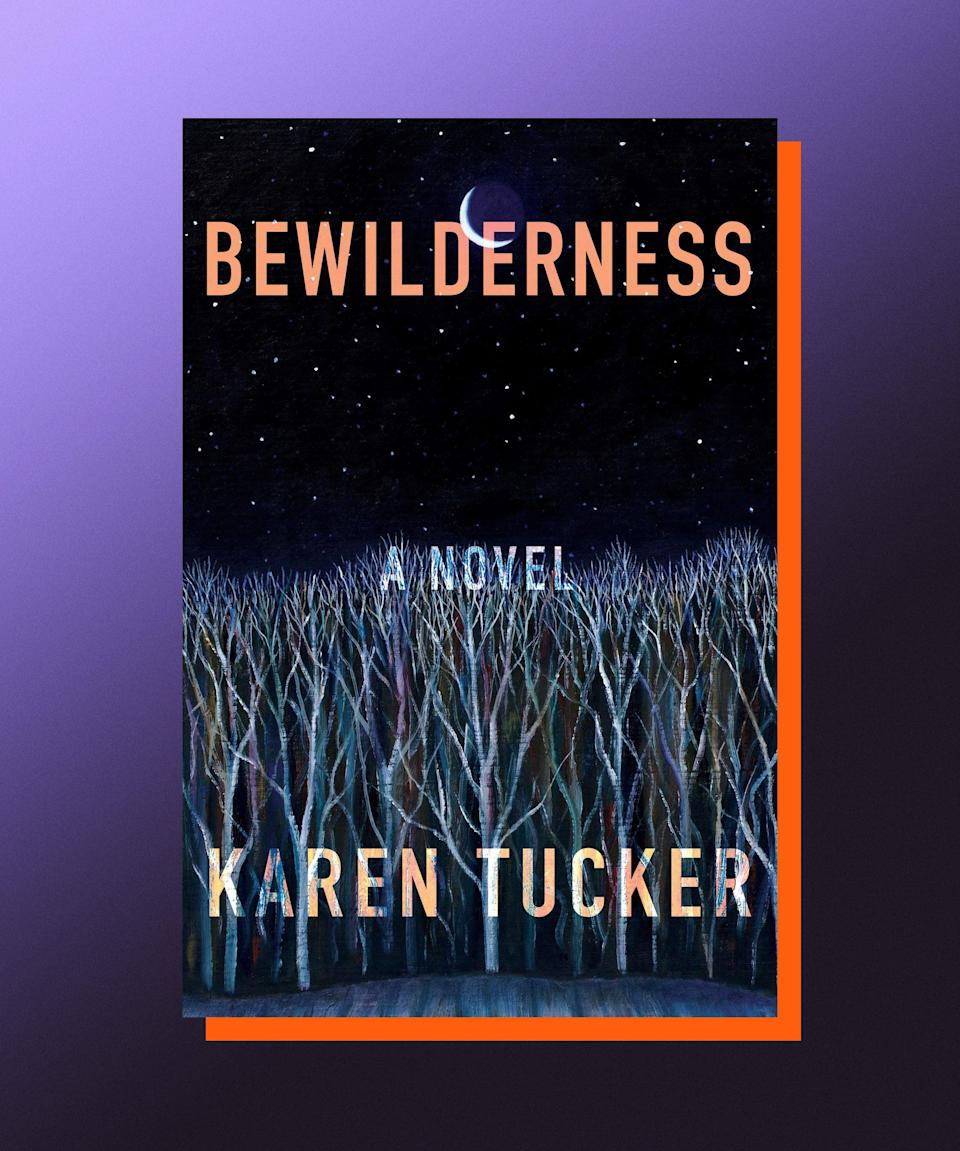 """<strong><em>Bewilderness</em>, Karen Tucker (</strong><a href=""""https://bookshop.org/books/bewilderness/9781646220243"""" rel=""""nofollow noopener"""" target=""""_blank"""" data-ylk=""""slk:available here"""" class=""""link rapid-noclick-resp""""><strong>available here</strong></a><strong>)</strong><br><br>Irene and Luce meet as teenagers in rural North Carolina and bond first over their hatred of the shitty customers they serve at a local pool hall, and later over their shared opioid addiction. The two get clean, eventually, and Luce has plans to start over in Florida with her boyfriend, Wilky — and without Irene. But when that plan falls through, the friends face a future that's less certain than ever, with fewer reasons to try and change their lives again. The kind of that book crawls under your skin and lodges there, Karen Tucker's <em>Bewilderness</em> offers an intimate, riveting portrait of two close friends whose hopes for their lives get derailed because of their addictions, and who struggle to figure out if having any future at all is something either of them will get to have. Tucker has written a powerfully intimate, heartbreaking portrait of this country's opioid epidemic, making clear the many ways that this isn't a problem happening to other people — it's happening to all of us, and it's imperative we deal with it together."""