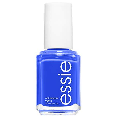 """<p><strong>essie</strong></p><p>amazon.com</p><p><strong>$7.99</strong></p><p><a href=""""https://www.amazon.com/dp/B00GJ782FI?tag=syn-yahoo-20&ascsubtag=%5Bartid%7C2089.g.1203%5Bsrc%7Cyahoo-us"""" target=""""_blank"""">Shop Now</a></p><p>""""This year we are seeing a 'vintage' blue take the lead,"""" says <a href=""""https://www.instagram.com/michellesaundersjames/?hl=en"""" target=""""_blank"""">Michelle Saunders</a>, celebrity nail artist and founder of California nail studio <a href=""""https://www.saundersandjames.com/"""" target=""""_blank"""">Saunders & James</a>. </p><p>""""I like to call it '90s blue, and it also happens to be the Pantone color of the year. Butler Please by essie is the perfect vibrant color pop.""""</p>"""