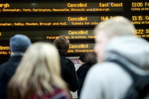 The end of 'passenger action'? Rail companies fined for using jargon