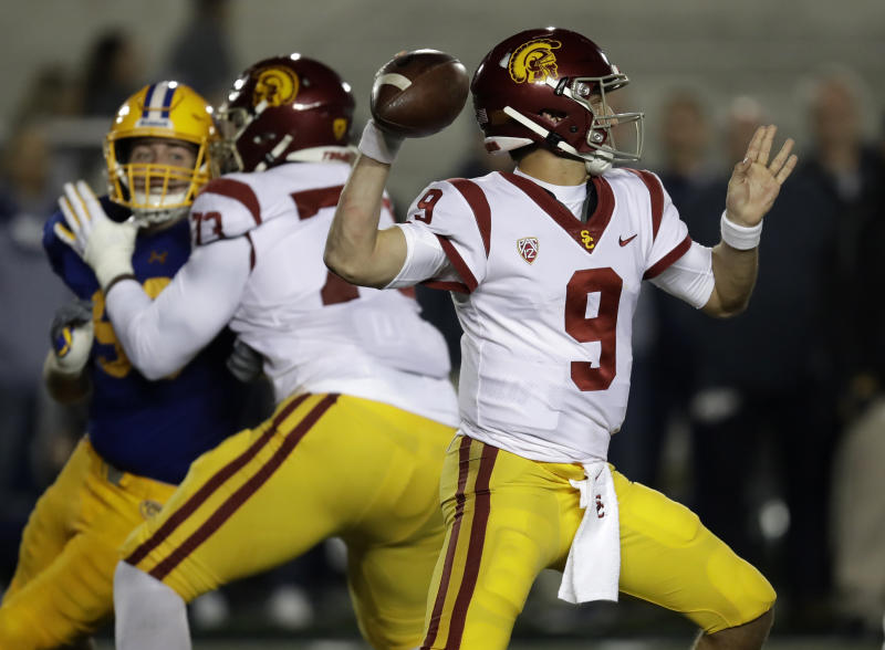Kelly's UCLA looks for repeat in crosstown showdown with USC