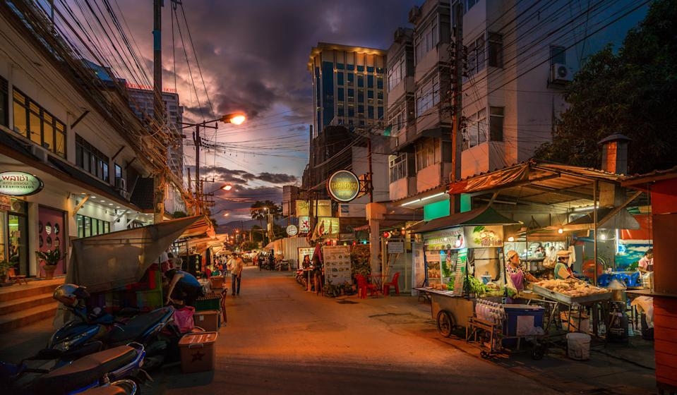 Chiang Mai, Thailand, is a calmer option than Bangkok. (Photo: Getty Images)