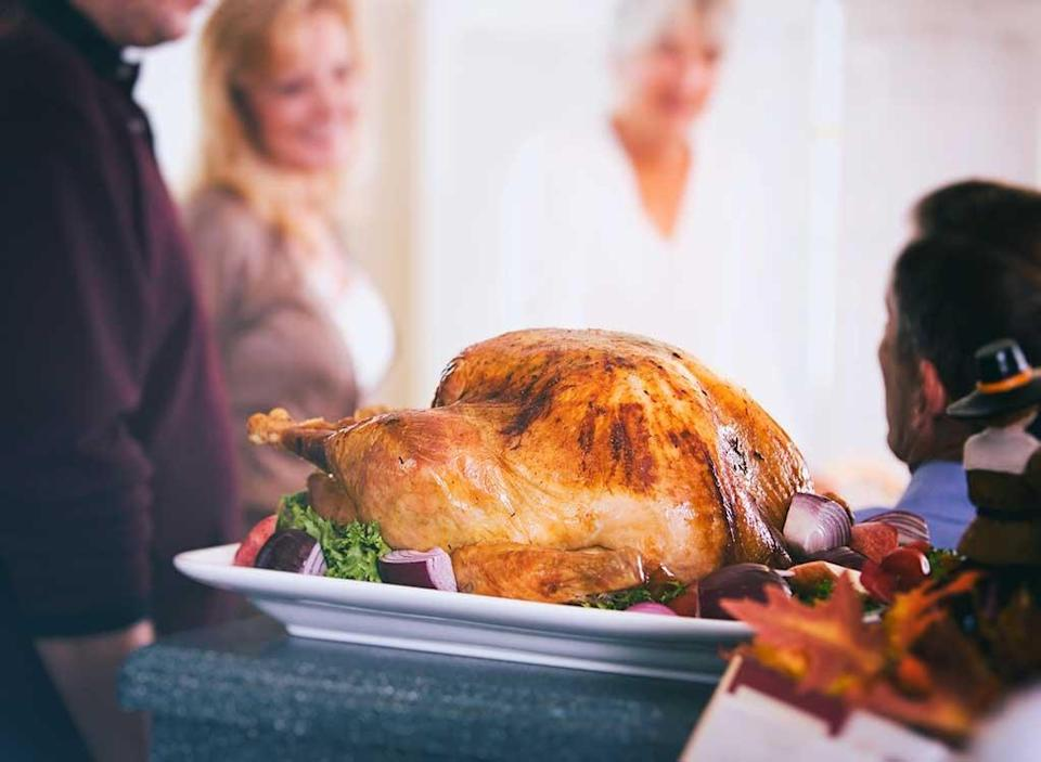 How Much Weight Could You Actually Gain on Thanksgiving?