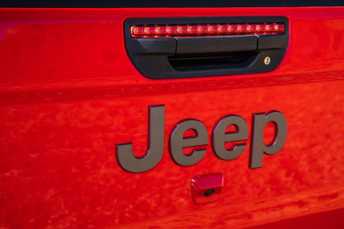 The 2020 Jeep Gladiator in Photos