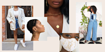 """<p>If you're looking for <a href=""""https://www.cosmopolitan.com/style-beauty/fashion/g32733776/black-owned-clothing-brands/"""" rel=""""nofollow noopener"""" target=""""_blank"""" data-ylk=""""slk:Black-owned brands"""" class=""""link rapid-noclick-resp"""">Black-owned brands</a> to support, Etsy is the perfect place to start your search. The retailer actually recently launched a page that shines a light on some of its talented creators. The creative business owners are whipping up all types of things, from the cutest animal cookies you've ever seen to dreamy tulle dresses that are fancy enough for a glamorous bride. You'll find those items plus more of our favorite finds from the Black-owned brands on Etsy ahead. </p><p>Of course, it's always a good idea to support these companies 365 days a year, but I can't forget to mention that it's <a href=""""https://www.cosmopolitan.com/style-beauty/fashion/a33500083/what-is-black-business-month/"""" rel=""""nofollow noopener"""" target=""""_blank"""" data-ylk=""""slk:Black Business Month"""" class=""""link rapid-noclick-resp"""">Black Business Month</a>. So let's celebrate and read on to discover some need-to-know brands that are seriously doing their thing on Etsy.</p>"""