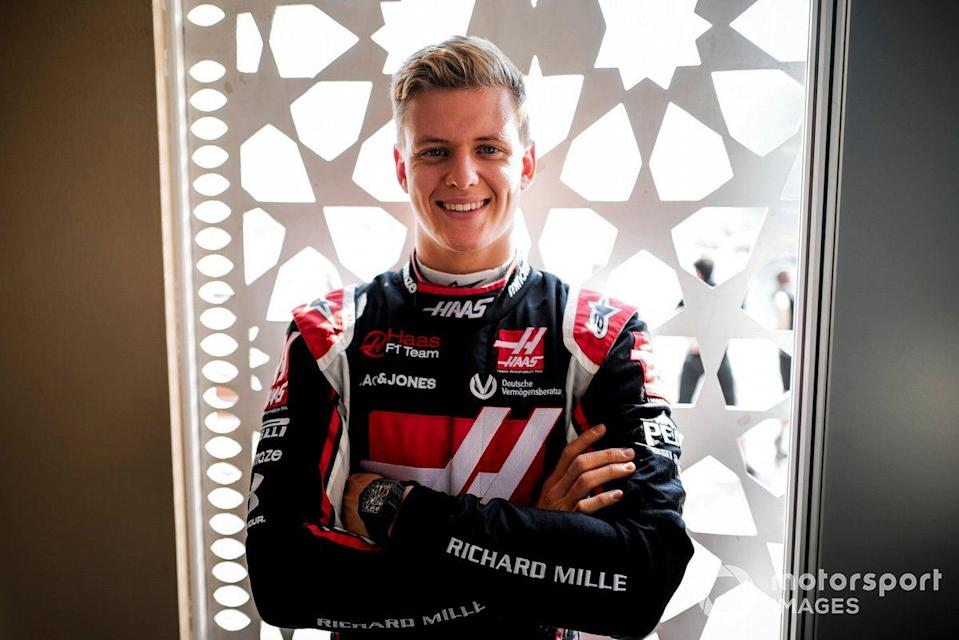 """Mick Schumacher, Haas F1 Team<span class=""""copyright"""">Andy Hone / Motorsport Images</span>"""