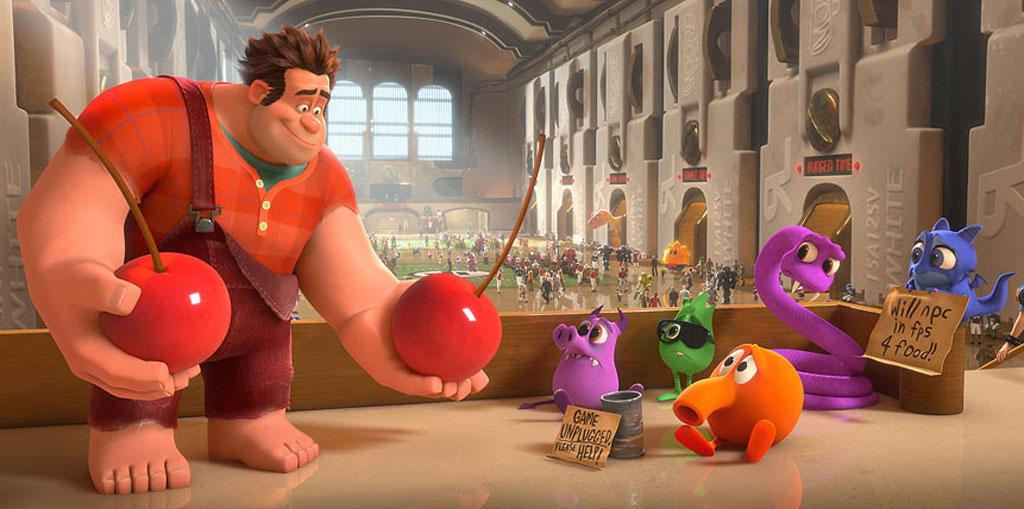 "13. <a href=""http://movies.yahoo.com/movie/wreckit-ralph/"">Wreck-It Ralph</a><br>Total Gross: $172,611,821"