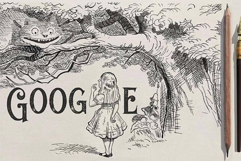 Sir John Tenniel's 200th Birthday Google Doodle: Search Engine Celebrates British Artist & Political Cartoonist