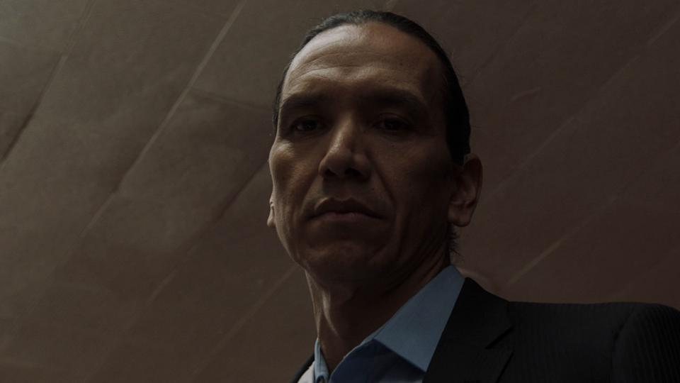 Michael Greyeyes stars in 'Wild Indian' (Photo: Eli Born/Courtesy Sundance Institute)