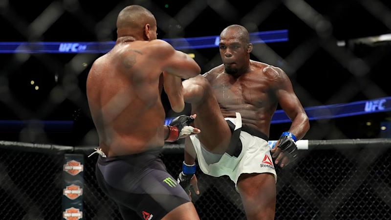 Jones tested positive for steroids after his fight with Cormier. Pic: Getty