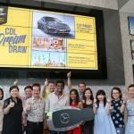 Condo buyer wins luxury car in CDL lucky draw