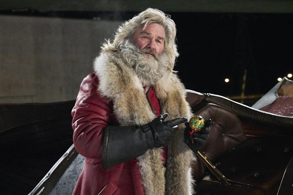 """<p><strong>Netflix description:</strong> """"After accidentally crashing Santa's sleigh, a brother and sister pull an all-nighter to save Christmas with a savvy, straight-talking St. Nick.""""</p> <p><strong>Ages it's appropriate for:</strong> 10 and up</p> <p><strong>Watch it here:</strong> <a href=""""https://www.netflix.com/title/80199682"""" class=""""link rapid-noclick-resp"""" rel=""""nofollow noopener"""" target=""""_blank"""" data-ylk=""""slk:The Christmas Chronicles""""><strong>The Christmas Chronicles</strong></a></p> <p>Related: <a href=""""https://www.popsugar.com/family/Christmas-Chronicles-Kid-Friendly-45534241?utm_medium=partner_feed&utm_source=yahoo_publisher&utm_campaign=related%20link"""" rel=""""nofollow noopener"""" target=""""_blank"""" data-ylk=""""slk:Thinking About Showing Your Kids The Christmas Chronicles? Here's What Parents Should Know"""" class=""""link rapid-noclick-resp"""">Thinking About Showing Your Kids The Christmas Chronicles? Here's What Parents Should Know</a></p>"""