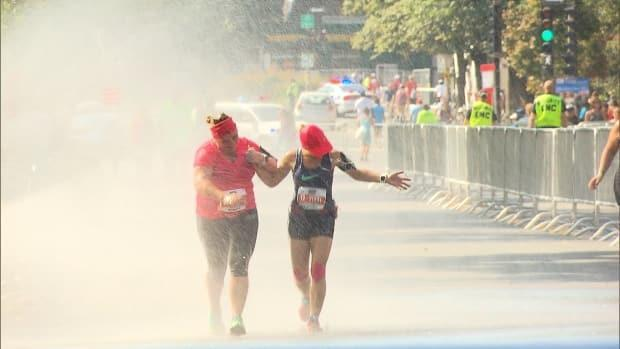 The race will return in September. There is no participation limit, but that may change if public health restrictions are still in force. (CBC - image credit)