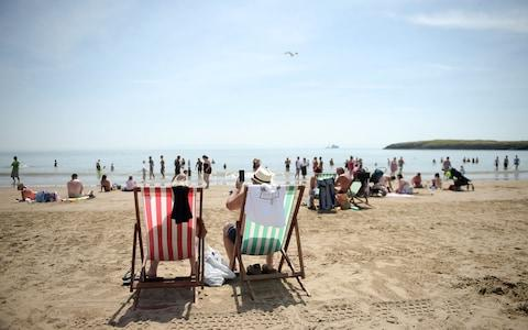 <span>Getting sunburnt just once every two years triples the risk of melanoma.</span> <span>Credit: Press Association </span>
