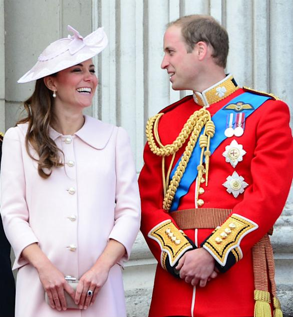 Kate Middleton Duchess Of Cambridge Details Of Birth Revealed: Baby Gender, Natural Birth, And How We'll Find Out