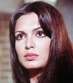 <p>She was the inspiration behind Mahesh Bhatt's Woh Lamhe, and amongst the most glamorous actresses in Bollywood who wore her sensuality with ease. Parveen Babi's relationships with Danny Denzongpa, Kabir Bedi and Mahesh Bhatt have been chronicled widely and so has her diagnosis of Paranoid Schizophrenia which led her to believe that the international mafia and goons sent by Amitabh Bachchan were out to kill her.<br />She quit acting at the peak of her career and lived a reclusive life. She died a lonely death on January 20, 2005, at the age of 56. </p>