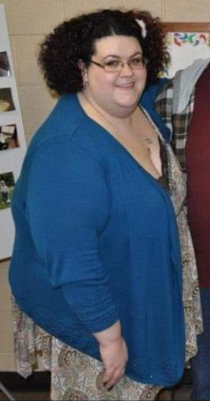 Jacki Roberts learned she needed to be kind with herself as she lost 215 pounds.  (Courtesy Jacki Roberts)